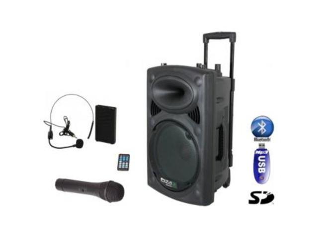 Sistem portabil de sonorizare Ibiza