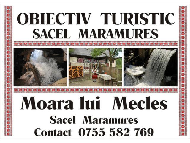 Obiectiv turistic Sacel Maramures