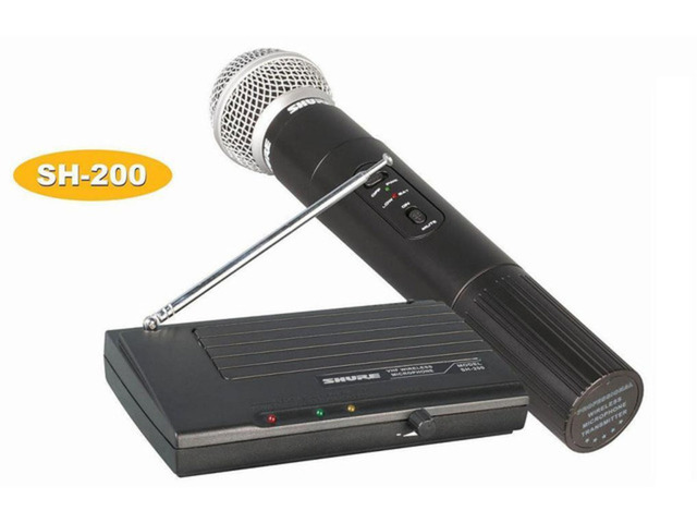 Microfon fara fir  Shure SH200