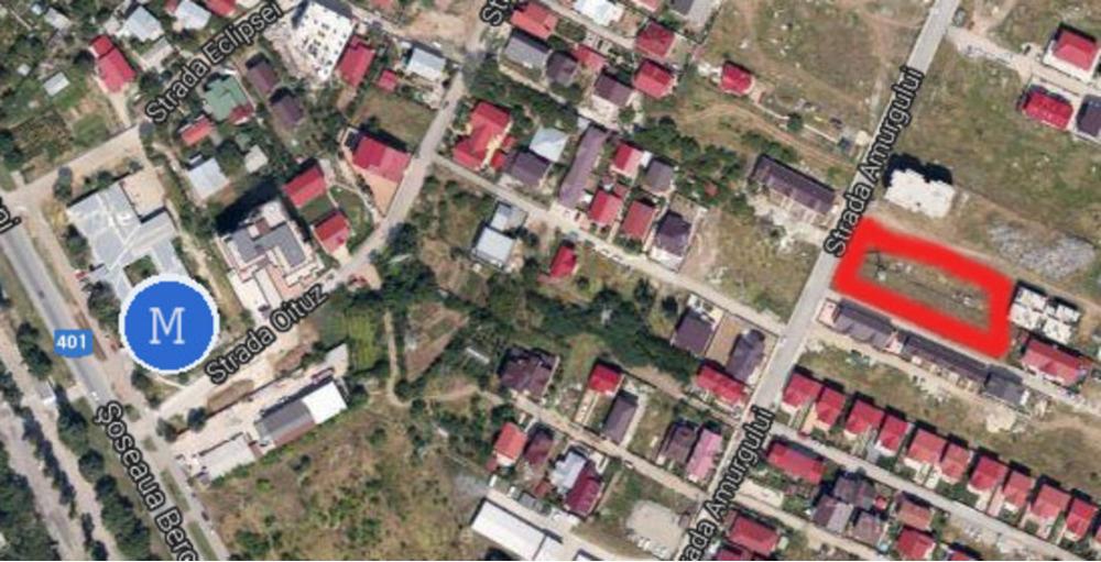 Teren 1500 m²--metrou Dim. Leonida-- - 1