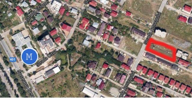 Teren 1500 m²--metrou Dim. Leonida--