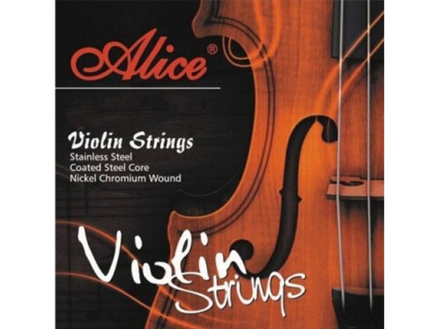 Set corzi pentru vioara Alice A703