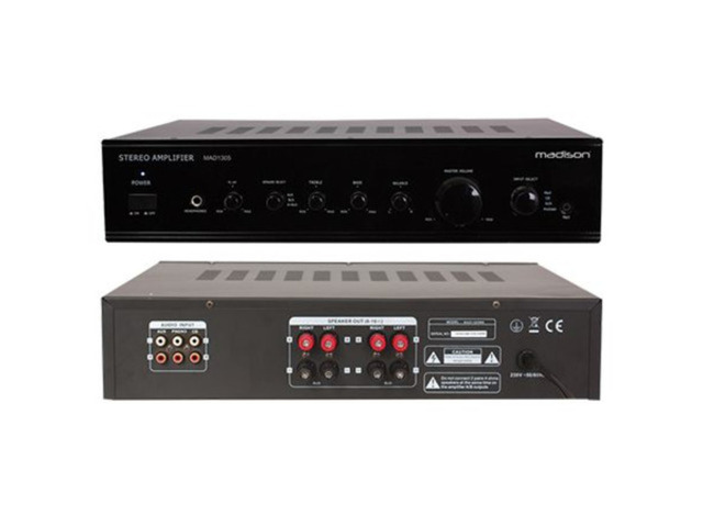 Amplificator  stereo 2x180W