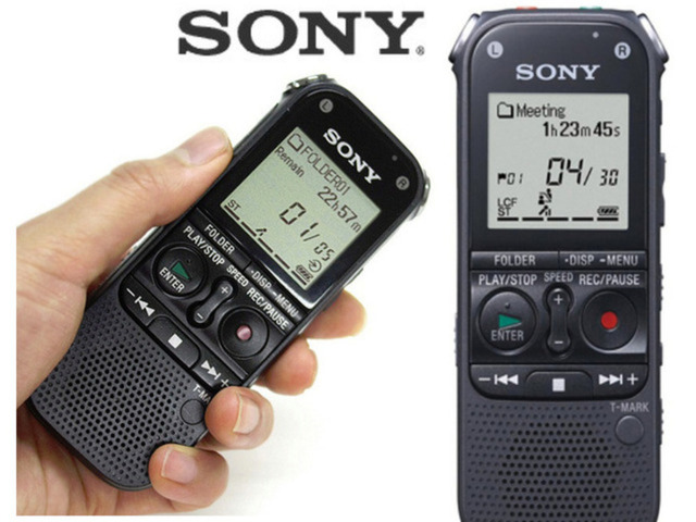 Inchiriere reportofoane dictafoane digitale Sony Olympus Philips