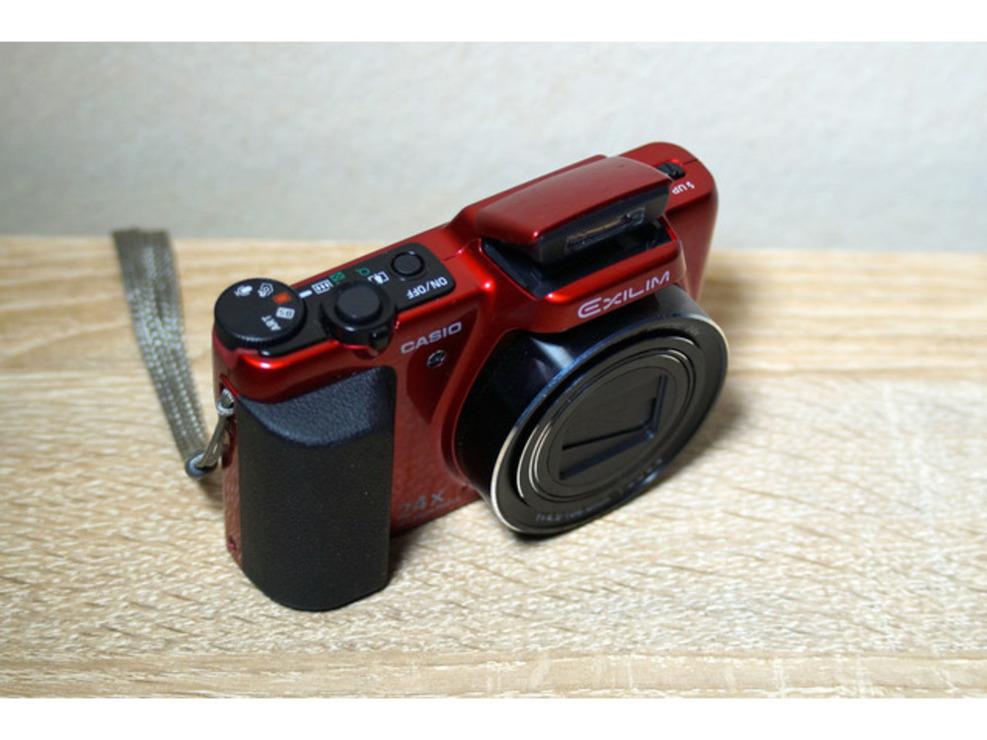 Foto digital 16MP Casio Exilim EX-H50 red / rosu