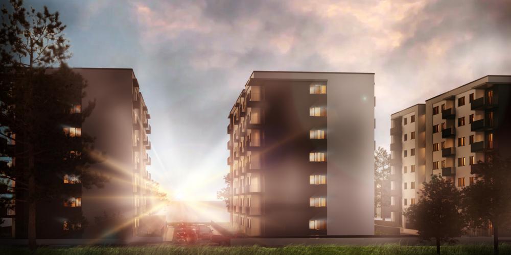 2 cam. sector 3, spatios si luminos, 74900€, rezidential, Ozana, langa metrou - 8