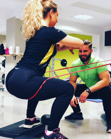 Antrenor personal fitness Sector 3