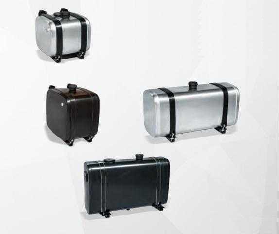 Rezervoare de basculare hidraulice din otel sau aluminiu noi