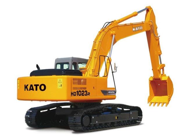 Piese noi de motoare excavatoare Kato