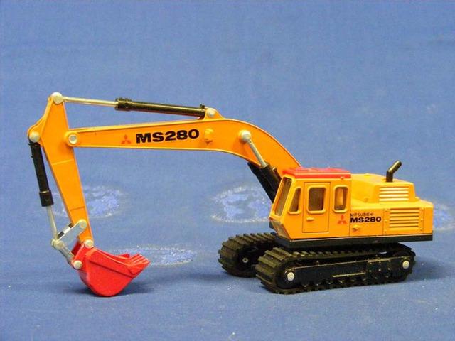 Piese noi de motoare excavatoare Mitsubishi