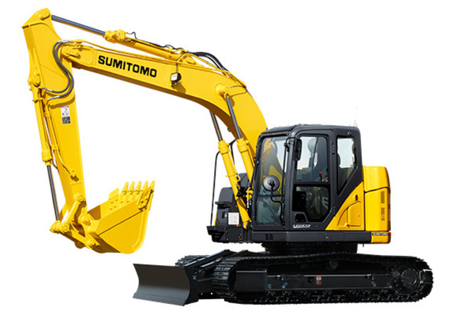 Piese noi de motoare excavatoare Sumitomo